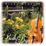 Diana Gannett - Lady Bass album cover